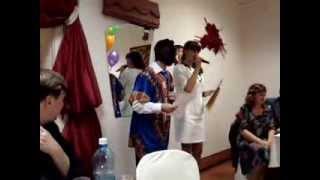 Золотая Свадьба Валентина Владимир Поздравление
