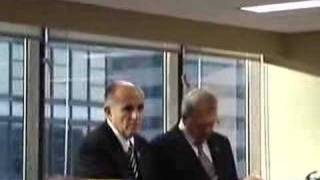 Rudy Giuliani on Peace with Israel