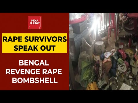 West Bengal Post-Poll Violence   Several Women Move SC Against TMC Workers