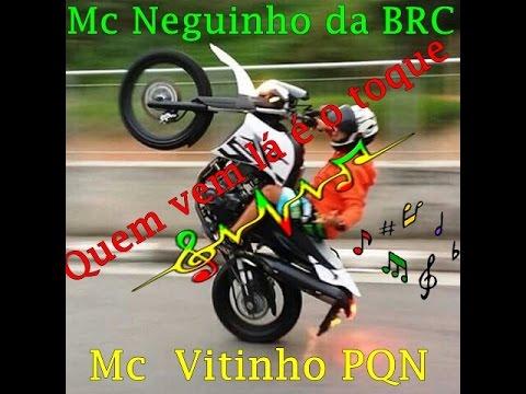 Mc Neguinho da BRC e Vitinho PQN - Quem vem lá é o toque › Lucas Bike Clips