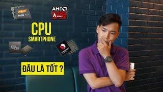 4 dòng chip xử lý phổ biến nhất trên điện thoại, bạn chọn ai?