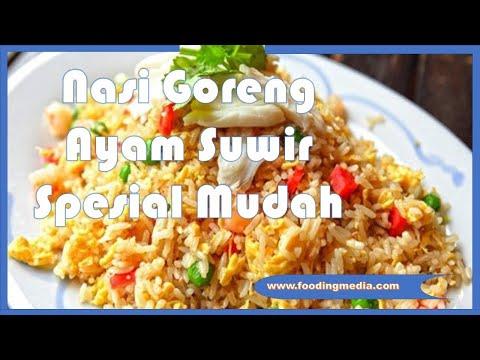 resep-masak-nasi-goreng-ayam-suwir