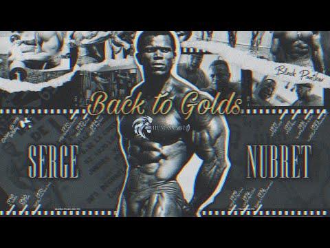 BACK TO GOLD'S - SERGE NUBRET, LE PLUS GRAND CULTURISTE FRANÇAIS DE L'HISTOIRE