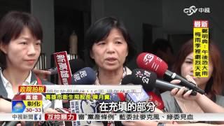 噁!福知奶茶 員工煮茶邊摳腳兼抓癢│中視新聞 20160608