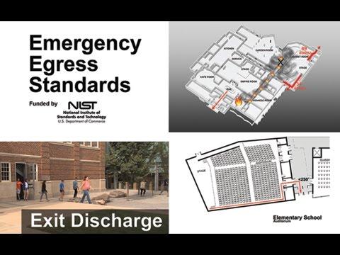 Emergency Egress Standards