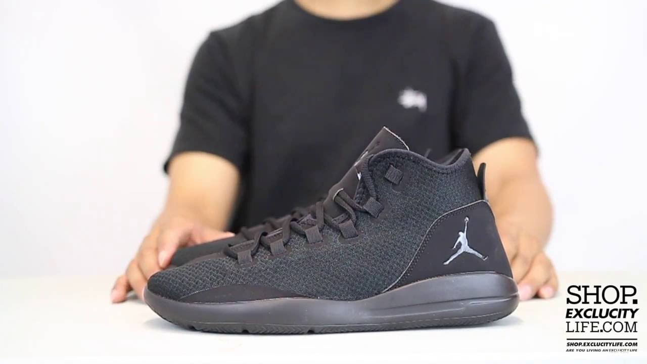 a742931f148 Jordan Reveal - Black - Infrared 23 Unboxing Video at Exclucity ...