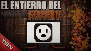 EL FUNERAL DEL MONITOR SERPIENTE