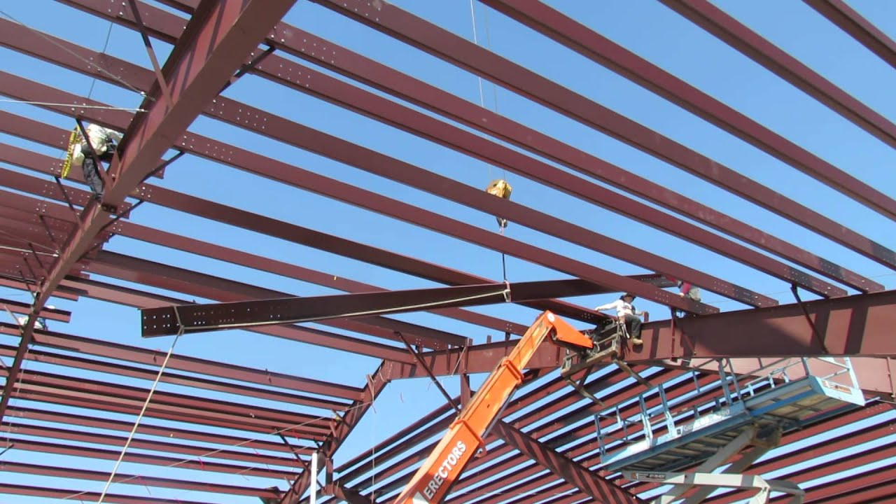 Lifting A Purlin Rafter Youtube