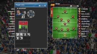 PES 2014 DEMO GAME PLAY PL