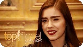 Joop schmeißt Nathalie aus der Show | Germany's next Topmodel 2014 | ProSieben
