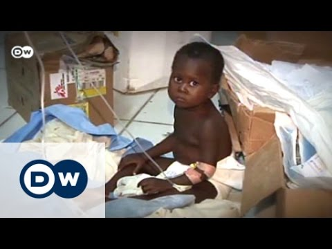 Kampf gegen die Cholera | Projekt Zukunft
