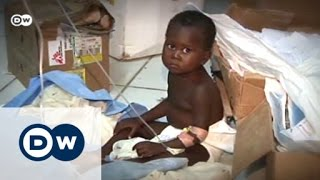 Kampf gegen die Cholera   Projekt Zukunft