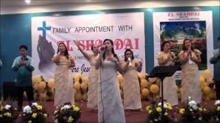 Download El Shaddai Masai-Johor Gospel Choir (Praise & Worship Song 1/2) MP3 song and Music Video