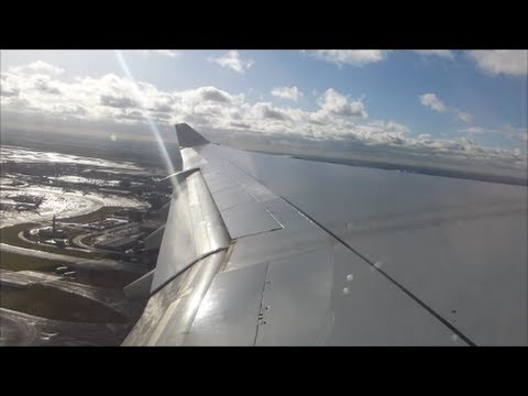 Kuwait Airways Airbus A340-313 | Paris CDG to Rome Fiumicino *Full Flight*