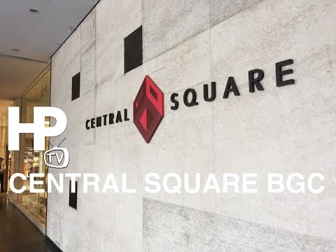 Central Square Mall Bonifacio High Street 5th Avenue Bonfacio Global City by HourPhilippines.com