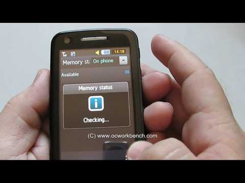 Samsung Pixon12 Interface and Functionalities @ OCWORKBENCH