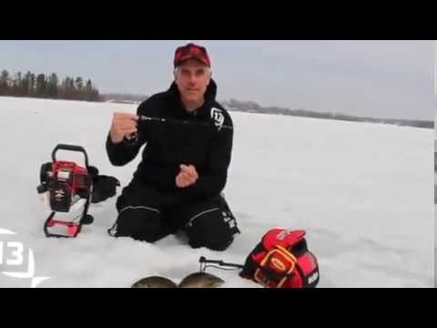 Tickle stick sneak peek with chip leer youtube for 13 fishing tickle stick