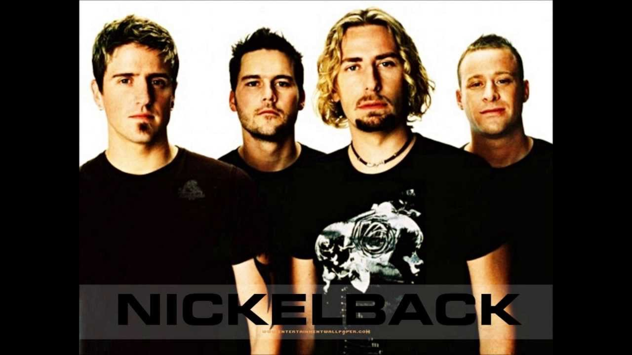 Reasons For No Other I Hate You Meme: Nickelback Top 25 Songs