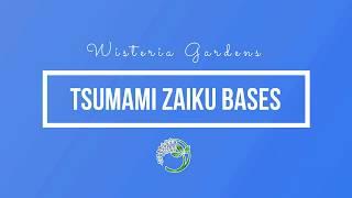 Tsumami zaiku tutorial - Kanzashi bases