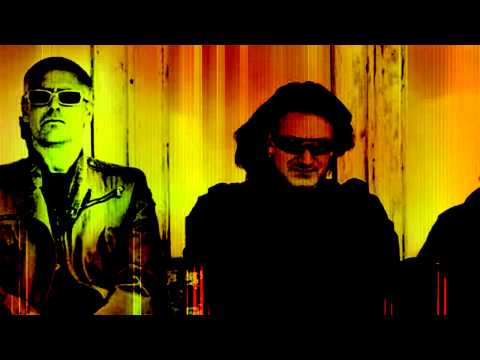 U2 - Lemon (The Perfecto Mix) HD (Unofficial video)