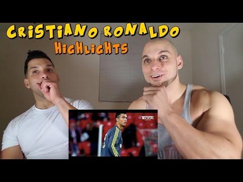 Cristiano Ronaldo - Unstoppable 16 Skills & Goals REACTION