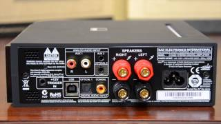Gambar cover The NAD D3020 Amplifier