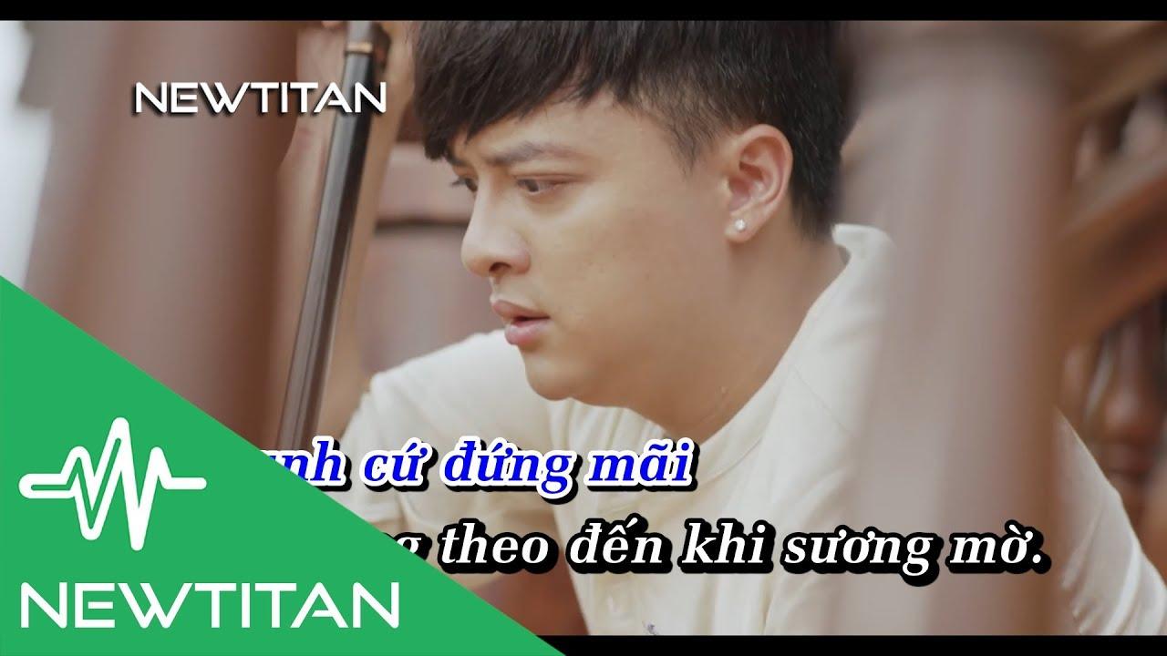 [Karaoke] Yêu Hay Thương Hại - Cao Thái Sơn [Beat Gốc]