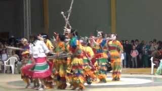 Danza Los Matachines del Tolima- Sesquil...