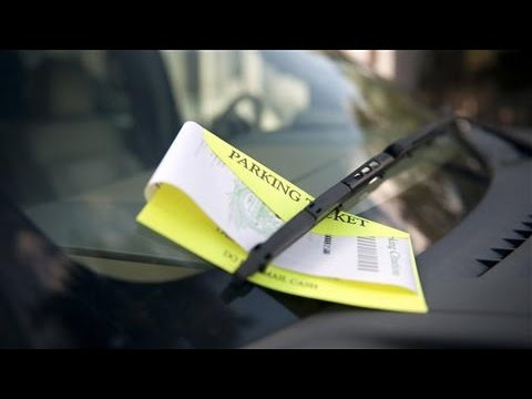 The Most Ticketed Car in America Is...