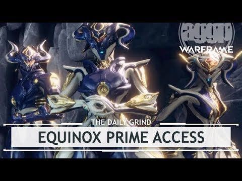 Warframe: Equinox Prime Access First Look, Giveaway, & Playtest! thumbnail