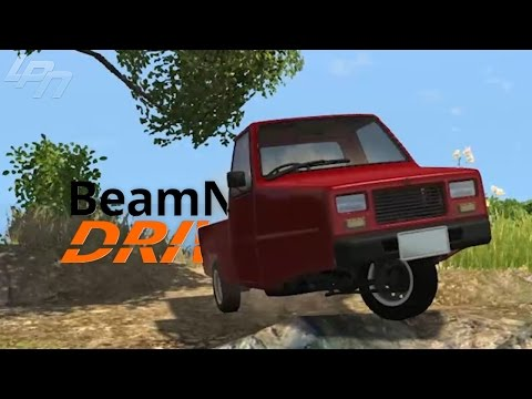 BEAMNG.DRIVE - Stabile Seitenlage (PC) / Lets Play BeamNG.Drive