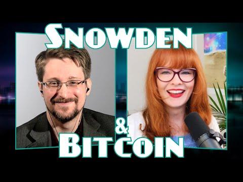 Snowden: Bitcoin Needs Privacy