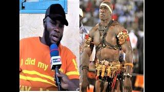 """LUTTE - Mbaye Diéye FAYE: """"Sama combat ak Gouye Gui 95 noumako préparé..."""" - FAAXAT - Pr: Fallou SOW"""