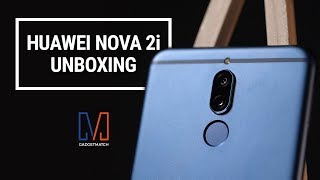 Huawei Nova 2i Unboxing and Hands-On (Honor 9i)