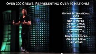 Hip Hop International 2012 Highlights