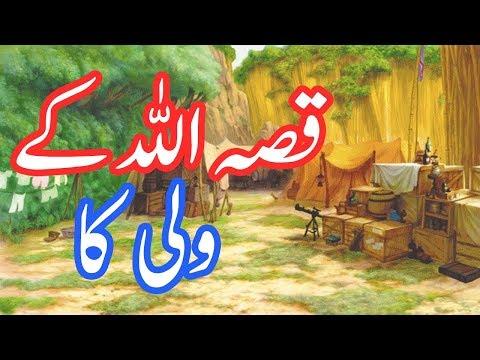 Aik Allah Kay Darvesh ka Qisa - Hikayat Jalaldudin Roomi - Urdu / Hindi