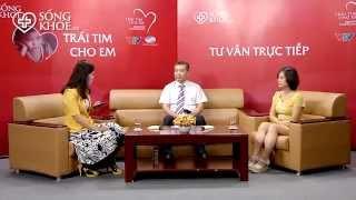 PGS.TS Nguyễn Hữu Ước tư vấn điều trị bệnh tim bẩm sinh (Full)