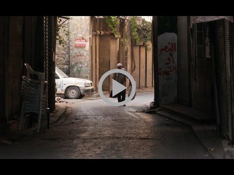 FATIH ARTUN, SKY NEWS ARABIA, OLD TOWN, ALEPPO