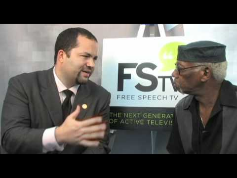NewsWire: NAACP Coverage: Interview with Herb Boyd and Ben Jealous