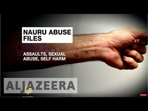 Leaked Nauru report highlights 'appalling' refugee conditions