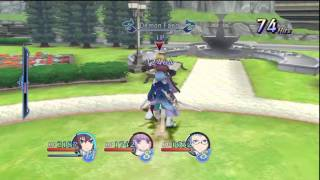 Tales of Graces F English - Boss: Richard 1 (Main Arc Part 19)