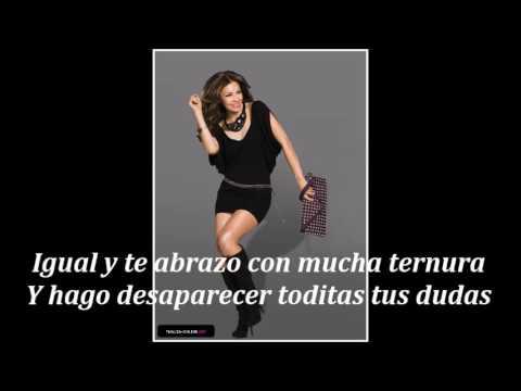Thalía El Próximo Viernes Letra