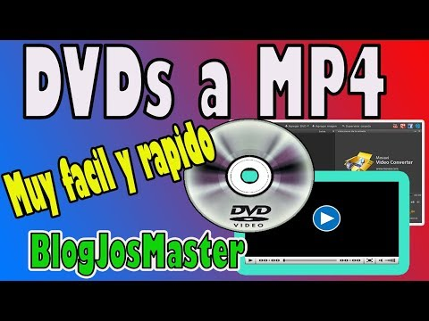 Como convertir DVD a AVI, iPod, mp4, mpeg2, facil y rapido en alta definicion (2018)Actualizado.