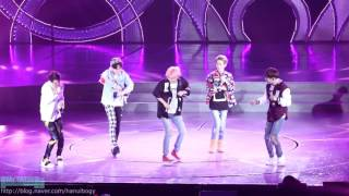 [2015.10.25 SWC4 in Shanghai] SHINee - 누난너무예뻐(replay) (Do not re-upload)
