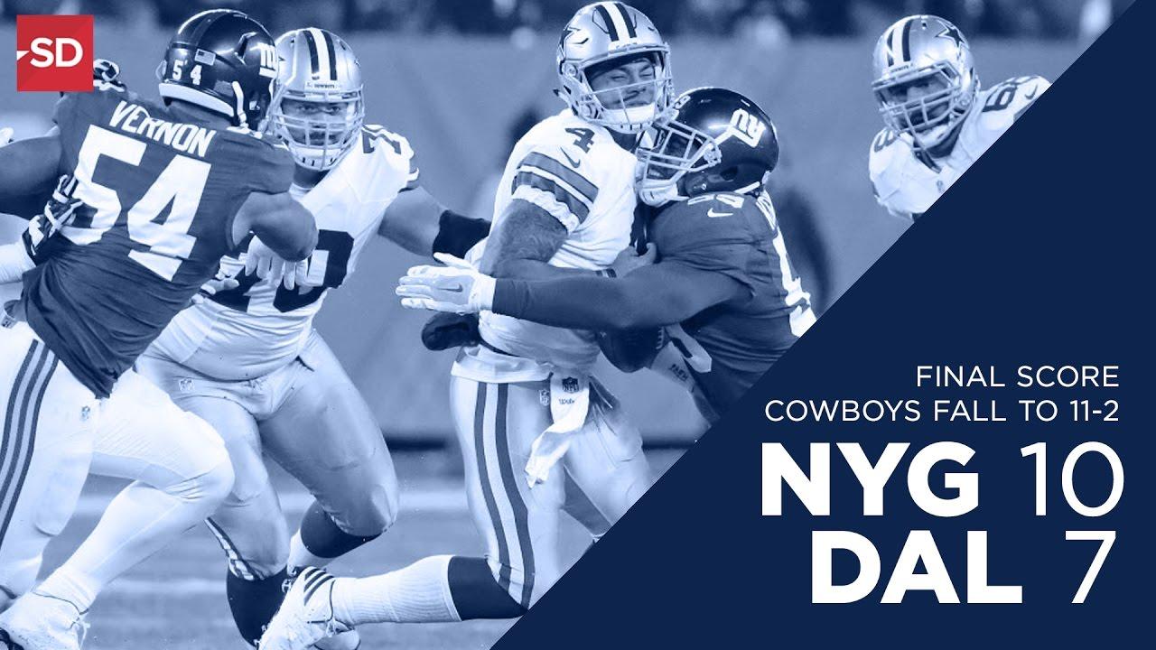 Photos: Giants vs. Cowboys
