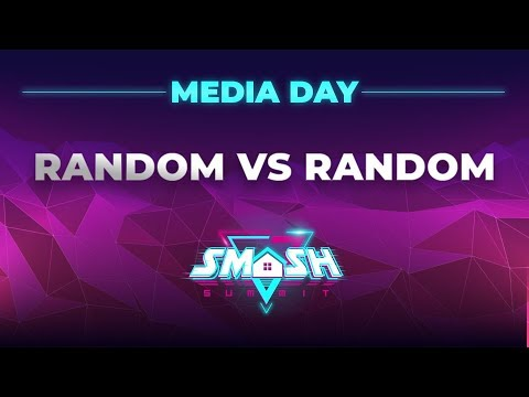 Smash Summit 7 - Random vs Random