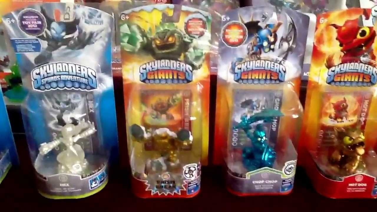 Rare Skylanders Collection Youtube