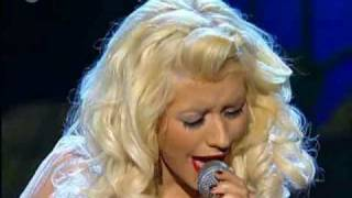 Christina Aguilera - Hurt (Live @ Wetten Dass...?!?) streaming