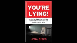 "Lena Sisco author ""You're Lying"" on ""Book Talk Radio"""