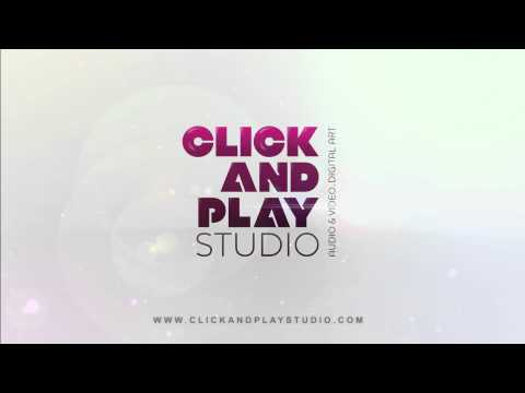 "Logo Intro ""Click And Play Studio"""""